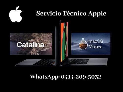 servicio tecnico apple mac certificado macbook imac mac mini