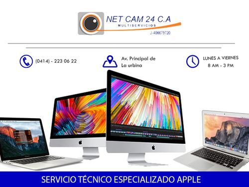 servicio tecnico apple mac imac macbook mac mini