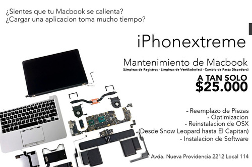 servicio tecnico apple macbook premium apple