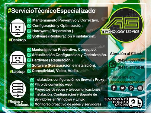servicio tecnico as service tecnology
