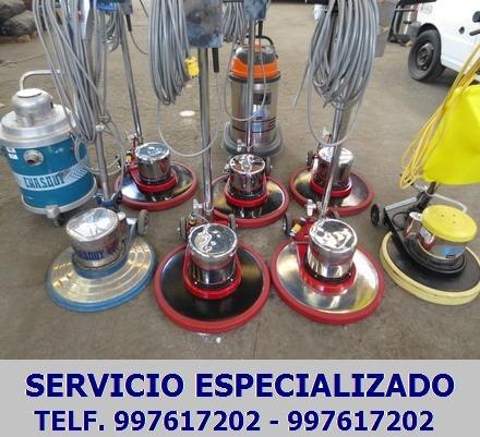 servicio tecnico aspiradoras, lustradoras/todas las marcas