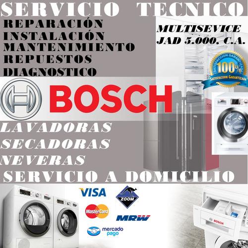 servicio tecnico autorizado bosch nevera, repuestosoriginals