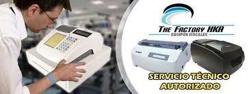 servicio tecnico autorizado de equipos fiscales
