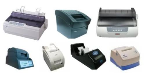 servicio tecnico autorizado de impresoras fiscales