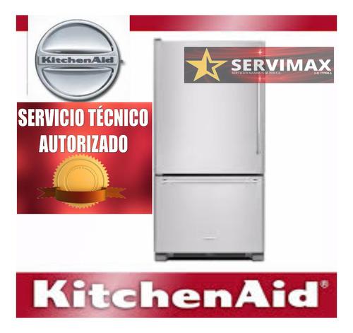 servicio técnico autorizado de neveras kitchenaid whirlpool
