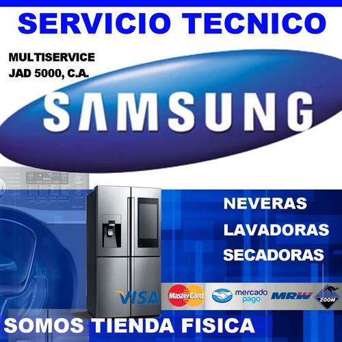 servicio tecnico autorizado en neveras lavadoras samsung