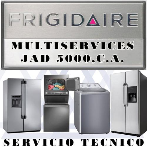servicio tecnico autorizado frigidaire nevera lavadora secad
