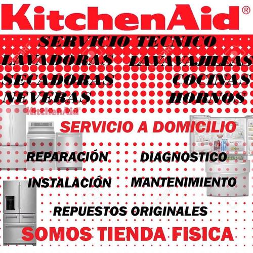 servicio técnico autorizado kichetnaid nevera lavadora secad