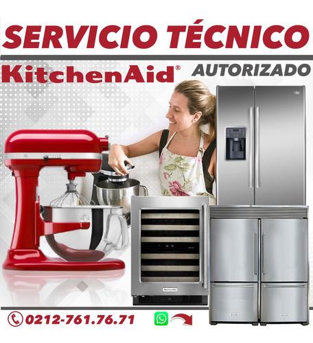 servicio técnico autorizado kitchenaid nevera batidora viñer