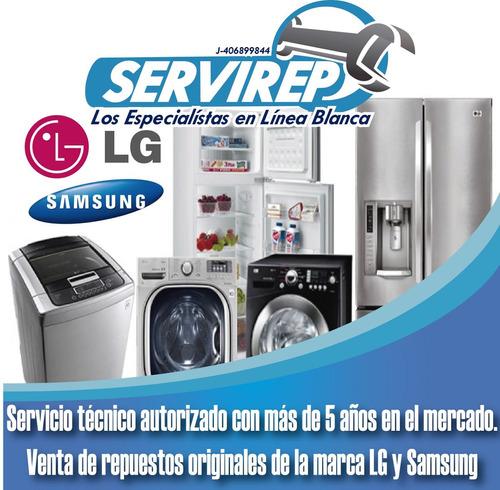 servicio técnico autorizado lavadoras lg neveras y secadoras