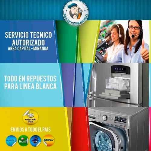 servicio tecnico autorizado lg neveras secadoras lavadoras