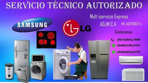 servicio tecnico autorizado lg samgung