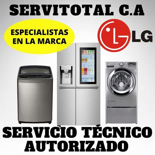 servicio técnico autorizado lg samsung secadoras neveras