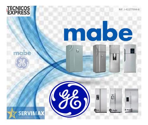 servicio técnico autorizado mabe y general electric neveras