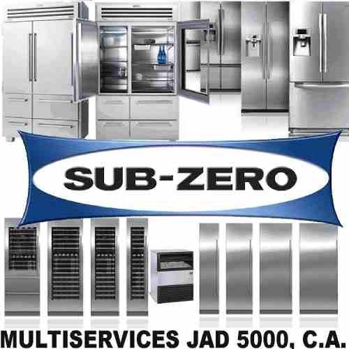 servicio tecnico autorizado para neveras lavadoras  sub-zero