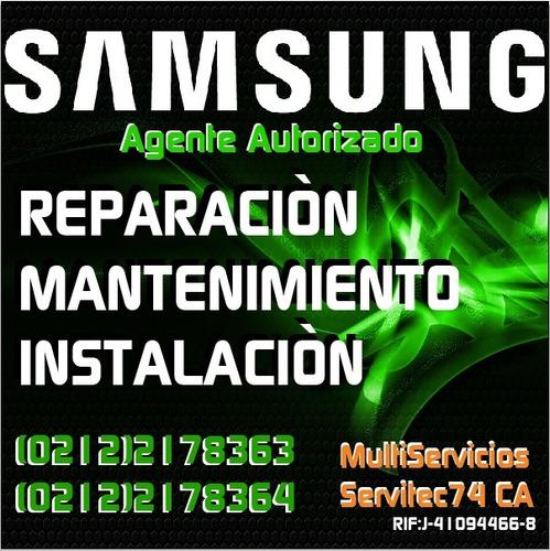 servicio tecnico autorizado samsung aire acondicionado