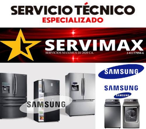 servicio técnico autorizado samsung lavadoras neveras lg