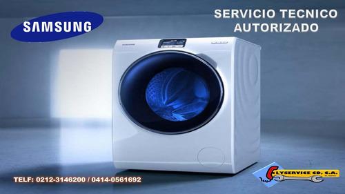 servicio técnico autorizado samsung lavadoras neveras y más