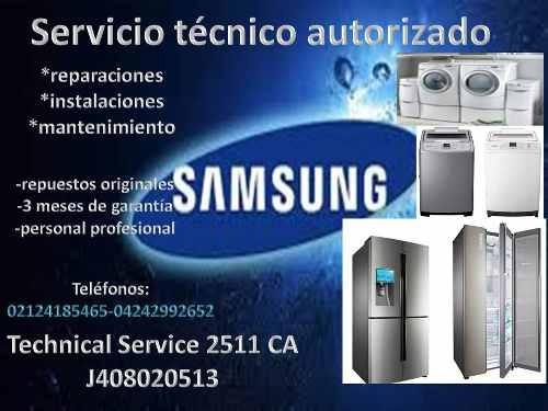 servicio técnico autorizado samsung lg nevera lavadora