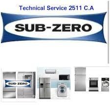 servicio tecnico autorizado sub-zero neveras