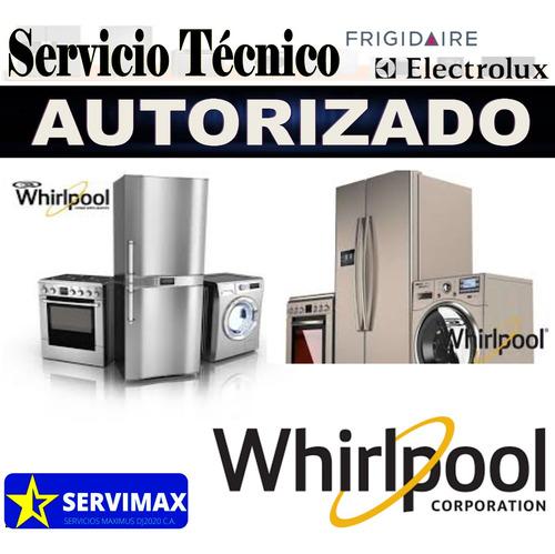 servicio técnico autorizado whirlpool frigidaire bacco