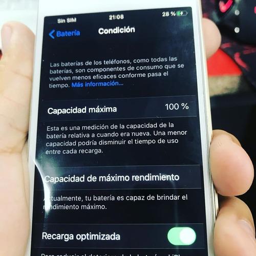 servicio tecnico bateria apple iphone x  8 8plus 7 6s 6p 5s