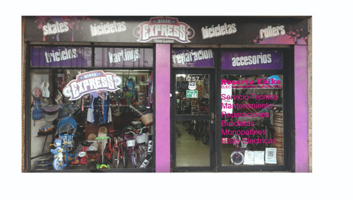 servicio tecnico bicicletas monopatines electricos rosario