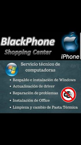 servicio técnico blackphone lecheria
