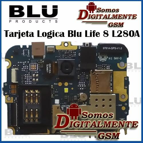 servicio técnico blu reemplazo de micas táctil pantalla