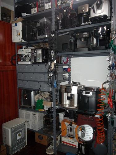 servicio tecnico cafeteras automaticas saeco-philips ptos 24