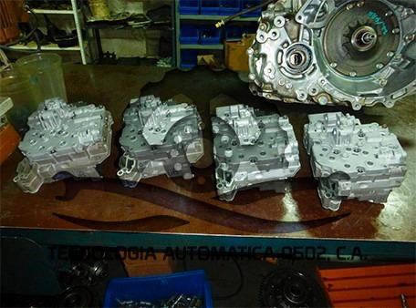 servicio tecnico cajas automaticas mazda cx-7