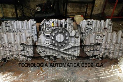 servicio técnico cajas automaticas skoda octavia