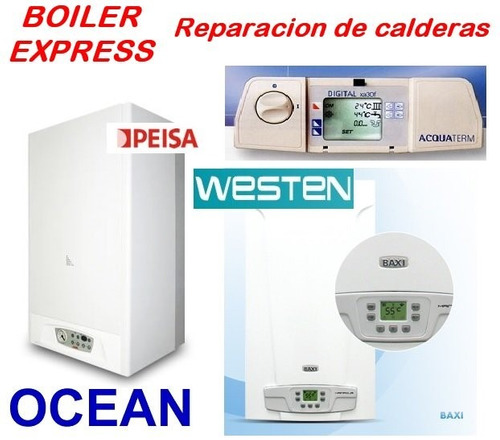 servicio tecnico calderas