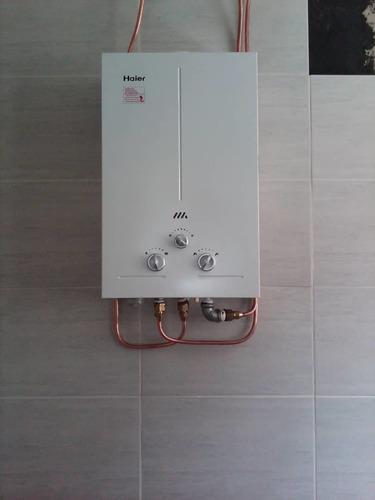 servicio tecnico calentador de gas todas las marcas y elect.