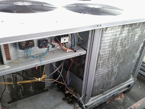servicio tecnico calificado de aires acondicionados
