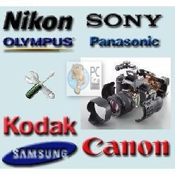 servicio tecnico camara digital nikon canon kodak mendoza