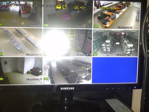servicio técnico cámaras de seguridad reparación de fallas