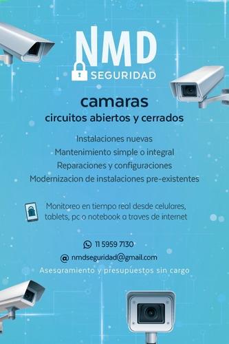 servicio tecnico camaras seguridad soporte / service