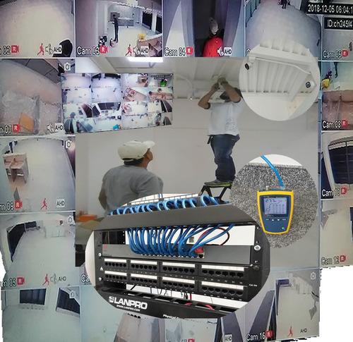 servicio técnico cctv video redes informatica