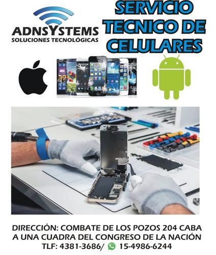 servicio tecnico celulares- adnsystems congreso