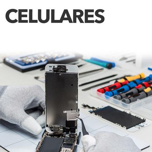 servicio técnico celulares instalación pantallas zócalos etc