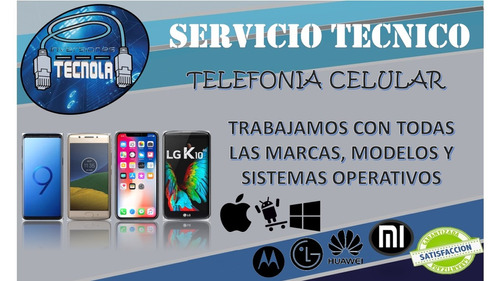 servicio tecnico celulares iphone,htc,samsung, lg y mas...