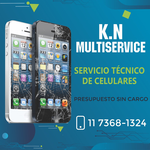 servicio técnico celulares reparación iphone samsung