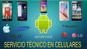 servicio técnico celulares y computación