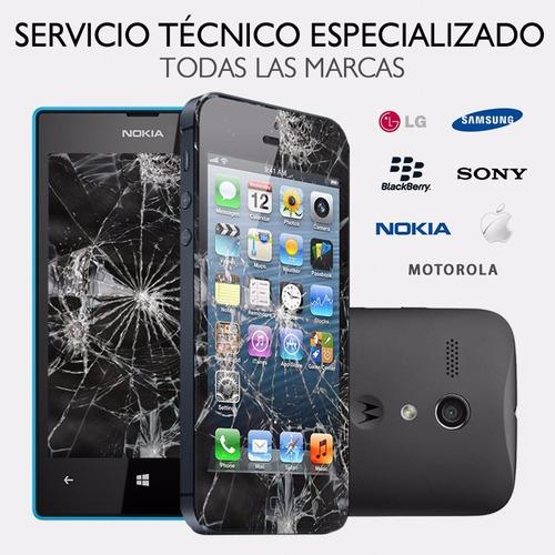 servicio tecnico celular,tablets (todo problema fisico)