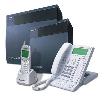 servicio técnico centrales telefónicas panasonic, siemens