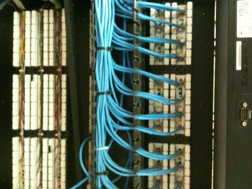 servicio técnico, centrales telefónicas y redes.