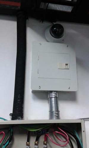 servicio tecnico cerco electrico, alarma, camaras vigilancia
