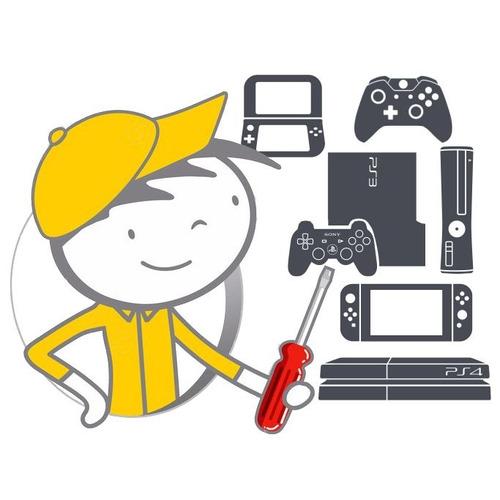 servicio tecnico: chip 3ds/switch/wii/ps vita/ps3/ps4/xbox