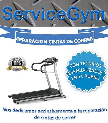 servicio tecnico cintas de correr reparacion servicegym